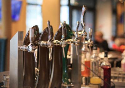 Tirage à bière - Brasserie Les Tuileries