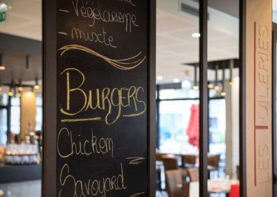 Ardoise - Burgers