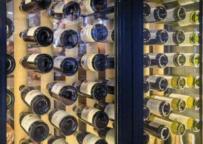 Cave à vins - Brasserie les Tuileries