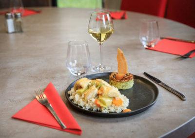 Plat du jour - Brasserie Les Tuileries
